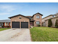 4 bed, 2.5 bath home on fully fenced lot.