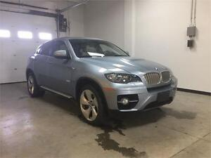 2010 BMW X6 Hybrid, Heads up display,Navi, Camera, only 52861km