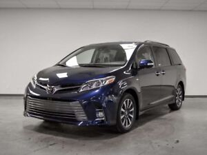 2018 Toyota Sienna LIMITED AWD *FULLY LOADED WITH LIMITED PRODUC