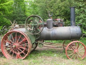 Wanted: Traction Steam Engine