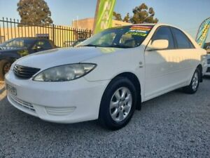 2005 TOYOTA CAMRY ALTISE SEDAN, AUTO, LOG BOOKS, REGO, WARRANTY, JUST SERVICED, REDUCED!!! North St Marys Penrith Area Preview