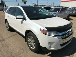 2011 Ford Edge Limited | Leather | Backup Cam | Sunroof
