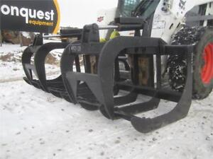 Hydraulic Root Grapple