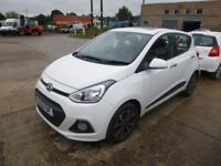 HYUNDAI i10 - EX16FUP - DIRECT FROM INS CO
