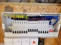 Approved electrician, Available 24/7, PAT testing, EICR, Burglar Alarms, CCTV cameras