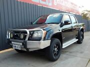 2008 Holden Colorado RC LX Crew Cab Black 4 Speed Automatic Utility Blair Athol Port Adelaide Area Preview
