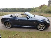 Lexus SC 430 4.3 auto CONVERTIBLE LOW MILEAGE