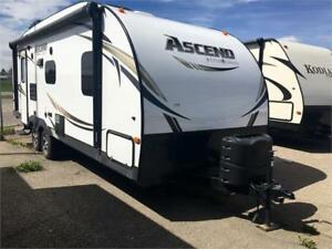 2016  Evergreen Ascend 232BH Travel Trailer