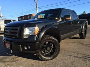 2010 Ford F-150 FX4 OFF ROAD 4X4 **JACKED UP**