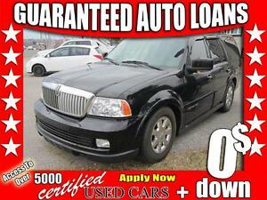 2006 Lincoln Navigator Ultimate $0 Down - All Credit Accepted!