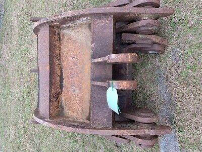 Used Excavator Manual Grapple