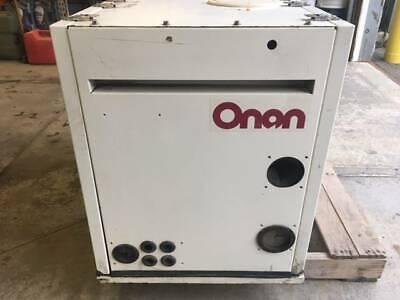 Onan 17.0 Mdkad 17 Kw Marine Diesel Generator 60 Hz 17mdkad92893b