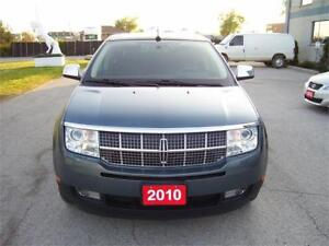 2010 Lincoln MKX NAVIGATION LEATHER LOADED.