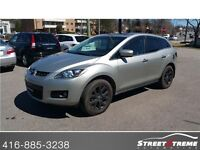 PRICE DROP! 2007 Mazda CX-7 GT, BLACK LEATHER, SUNROOF,