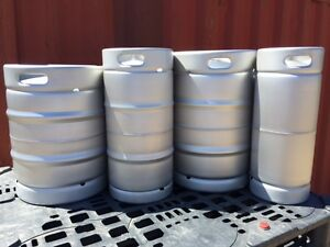 New Beer Kegs for Microbreweries 50L, 30L, 20L and more