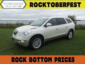 2010 Buick Enclave CX - Cloth - All Wheel Drive - Experience Bui