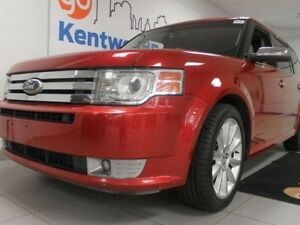 2012 Ford Flex Limited AWD- NAV, heated power leather seats, a s