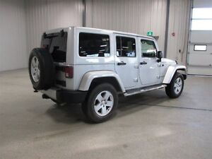 2011 Jeep Wrangler Unlimited Sahara Moose Jaw Regina Area image 7