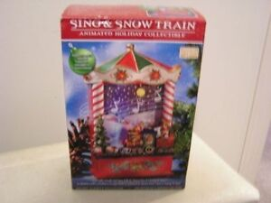 Christmas Sing and Snow Train