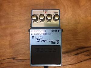 For Sale/Trade: Boss MO-2 Multi Overtime (Polyphonic Cctave Gen)