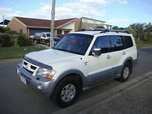 2003 Mitsubishi Pajero Wagon Exceed 4WD Trevallyn West Tamar Preview
