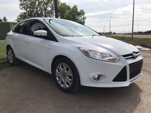 2012 Ford Focus, SE-PKG, Only $95 B/W $1,000 DOWN 5.99% TERM 60