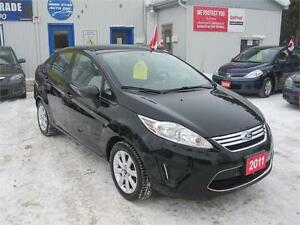 2011 Ford Fiesta SE| NO ACCIDENTS| NO RUST| LOADED WITH OPTIONS