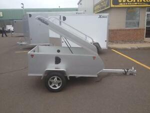 New 2016 Xpress 4' x 6' All Purpose Aluminum Trailer