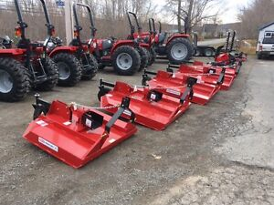 Rotary Cutter Sale - 4' to 6' Models In Stock