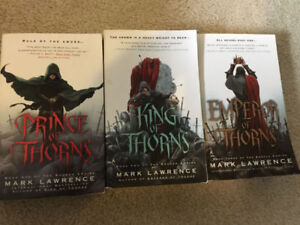Fantasy books - game of thrones and similar