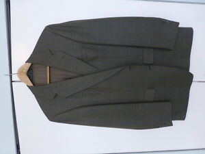 Mens Suit and Sportscoats