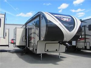 WINNEBAGO 29FWRESS BLOWOUT 5TH WHEEL SALE $88 WEEKLY