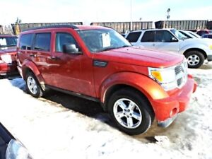 2009 Dodge NITRO SLT For Sale Edmonton