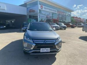 2020 Mitsubishi Eclipse Cross YA MY20 Exceed AWD Grey 8 Speed Constant Variable Wagon Hoppers Crossing Wyndham Area Preview