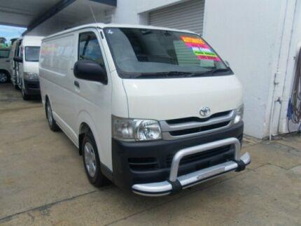 2009 Toyota Hiace 6.0 LWB VAN Automatic Van