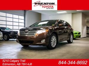 2012 Toyota Venza LE, AWD, 3M Hood, Remote Starter, Alloy Rims,