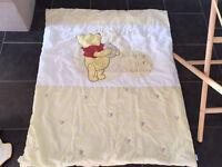 Unisex Winnie The Pooh Baby Bedding