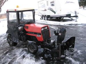 tracteur a jardin 1998
