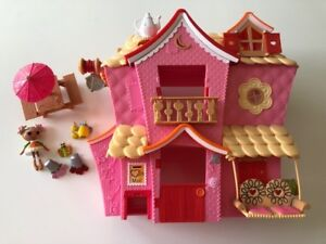LALALOOPSY MAISON/PLAYHOUSE très propre