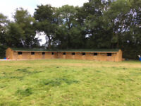 Equestrian land with stables to rent, Kent. NEW ADD April 2018