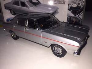 Classic Carlectables Ford 1968 XT FALCON GT 1:18 Silver******2500 Brisbane City Brisbane North West Preview