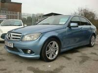 2010 60 MERCEDES-BENZ C CLASS 2.1 C250 CDI BLUEEFFICIENCY SPORT 4D 204 BHP DIESE
