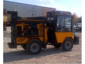 2009 TRACKLESS MT6 SNOW PLOW