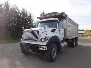 FOR RENT - TANDEM DUMP TRUCK (FROM $3,000/MTH)
