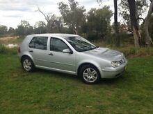 2004 Volkswagen Golf 1.6 Generation Silver 5 Speed Manual Hatchback Coonamble Coonamble Area Preview