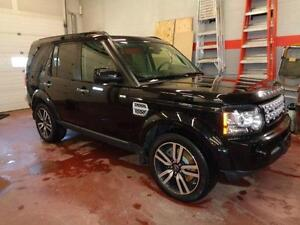 2013 Land Rover LR4 HSE LUX SUV, Crossover