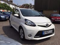 Toyota Aygo 1.0 VVT-i Fire 5dr one owner,low mileage