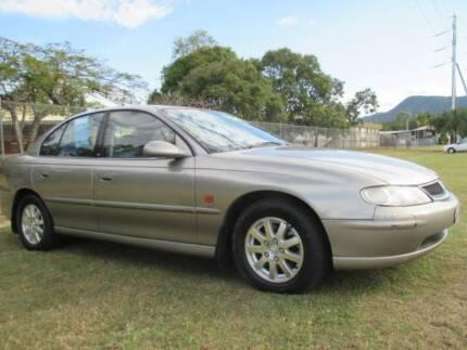2002 Holden Berlina VX CHEAP Westcourt Cairns City Preview