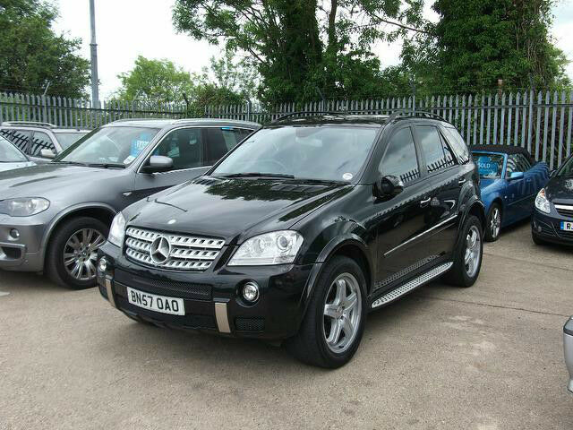 2008 mercedes ml320 cdi amg 4matic sports auto fully for 2008 mercedes benz ml320cdi 4matic