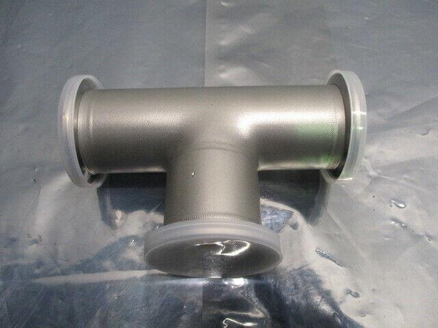 KF40 Vacuum Tee Flange, Fitting, 101670